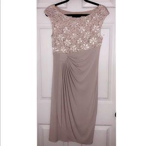 womens tope semi formal dress